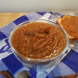 Pressure Cooker Pumpkin Apple Butter