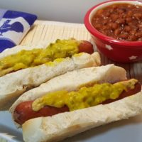 Pressure Cooker New York Dirty Water Hot Dogs