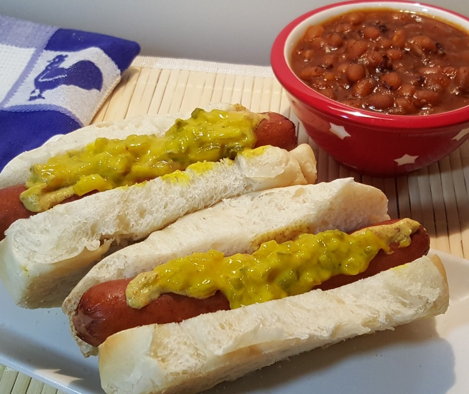 Pressure Cooker Dirty Water Hotdogs