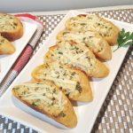 Nordstrom Parmesan Garlic Crostini