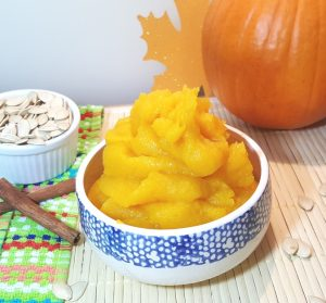 Fresh Pressure Cooker Sugar Pie Pumpkin Puree