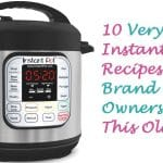 10 Easy Instant Pot Recipes for New Owners