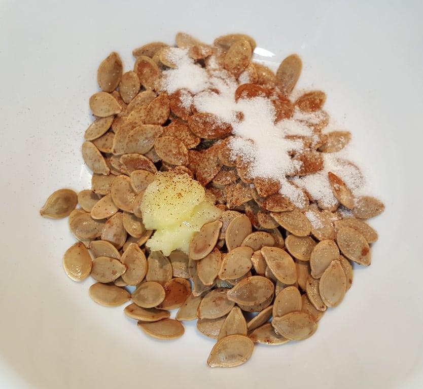 Add Ghee or Oil and Seasonings