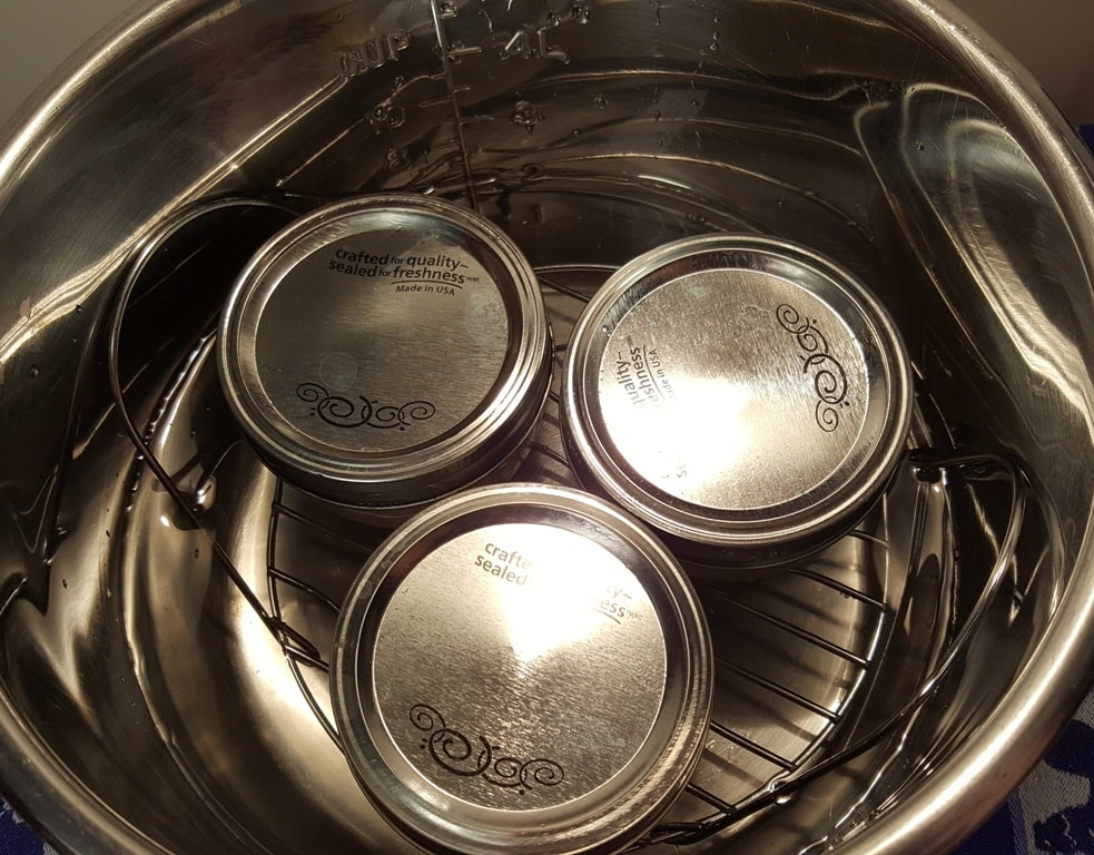 Place a Trivet in your Pressure Cooker