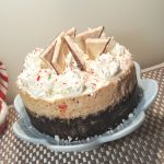 Add some Perfect Homemade Whipped Cream to your Pressure Cooker Peppermint Milkshake Cheesecake.