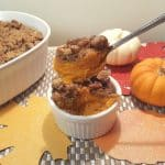 Individual Ruth's Chris Sweet Potato Casserole