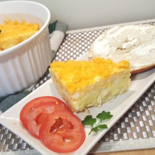 Pressure Cooker Spanish Tortilla {Cuban Potato Egg Frittata, Quiche}