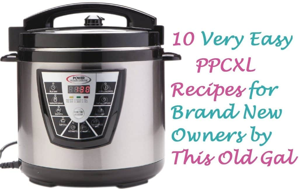 Power Pressure Cooker ~ Easy power pressure cooker xl recipes for new owners