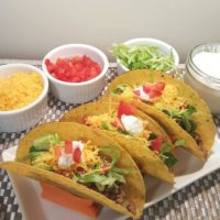 Pressure Cooker Drive Thru Tacos & Burritos
