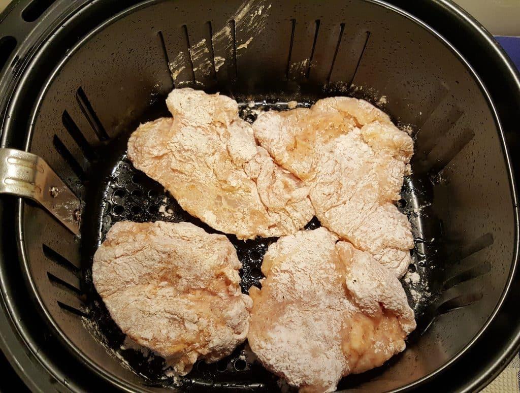 Air Fryer Chick Fil A Chicken Sandwich Copycat Recipe