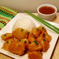 Pressure Cooker Chinese Take Out Sweet 'N Sour Chicken