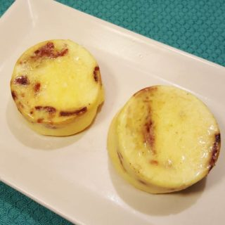 Sous Vide Bacon and Jarlsberg Egg Bites {Like Starbucks}