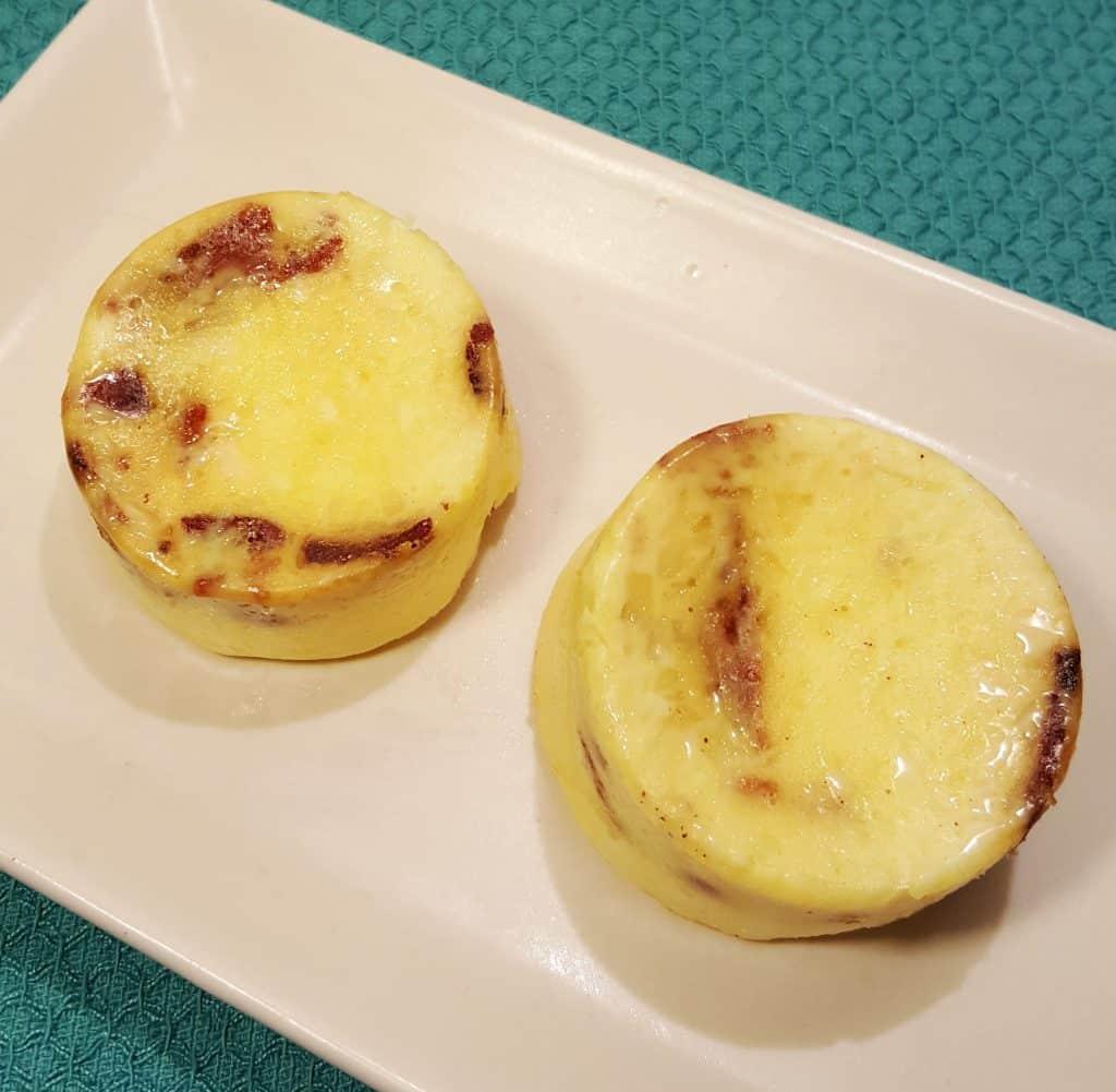 Sous Vide Bacon & Jarlsburg Egg Bites