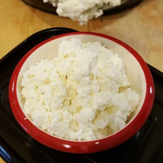Instant Pot Homemade Cottage Cheese Recipe