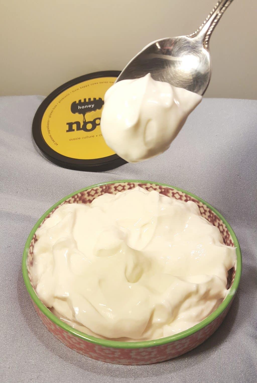 Instant Pot Homemade Noosa Yoghurt {Sweet Yogurt}