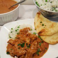 Pressure Cooker Indian Butter Chicken Murgh Makhani