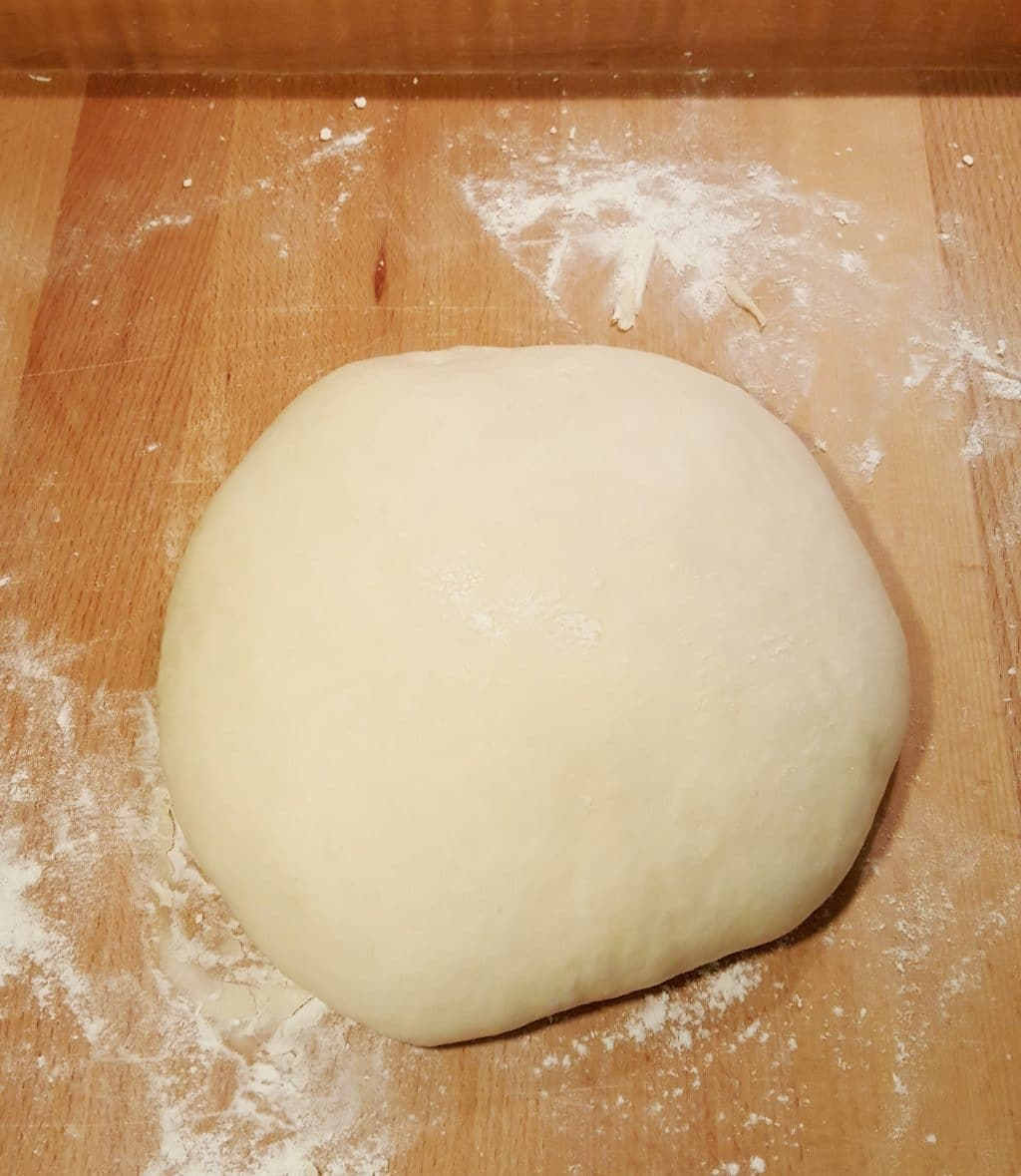 Dough is Ready to Bake