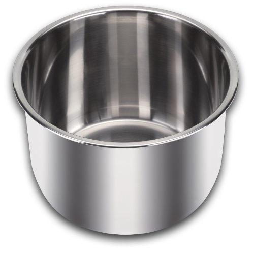 Instant Pot 6 qt SS Cooking Pot