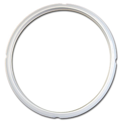 Instant Pot Sealing Ring, Transparent White, for 5/6 QT