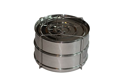 ekovana Stackable Stainless Steel Pressure