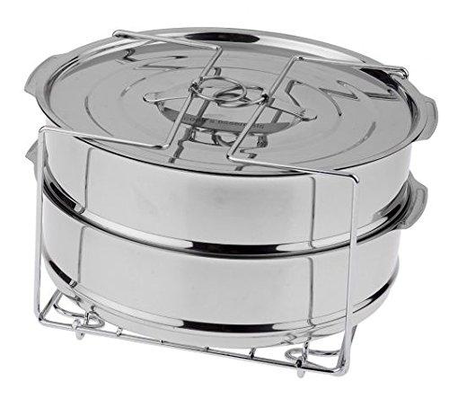 Round Pressure Cooker Dessert Pans