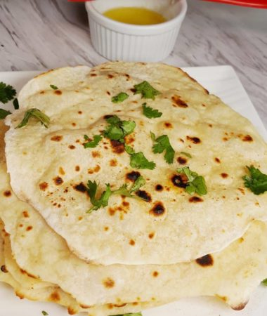 Yogurt Whey Indian Chapati