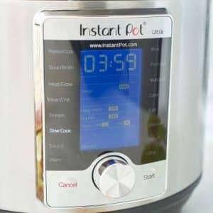 Instant Pot Ultra Display