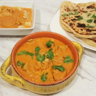 Pressure Cooker Indian Butter Chicken {Murgh Makhani}