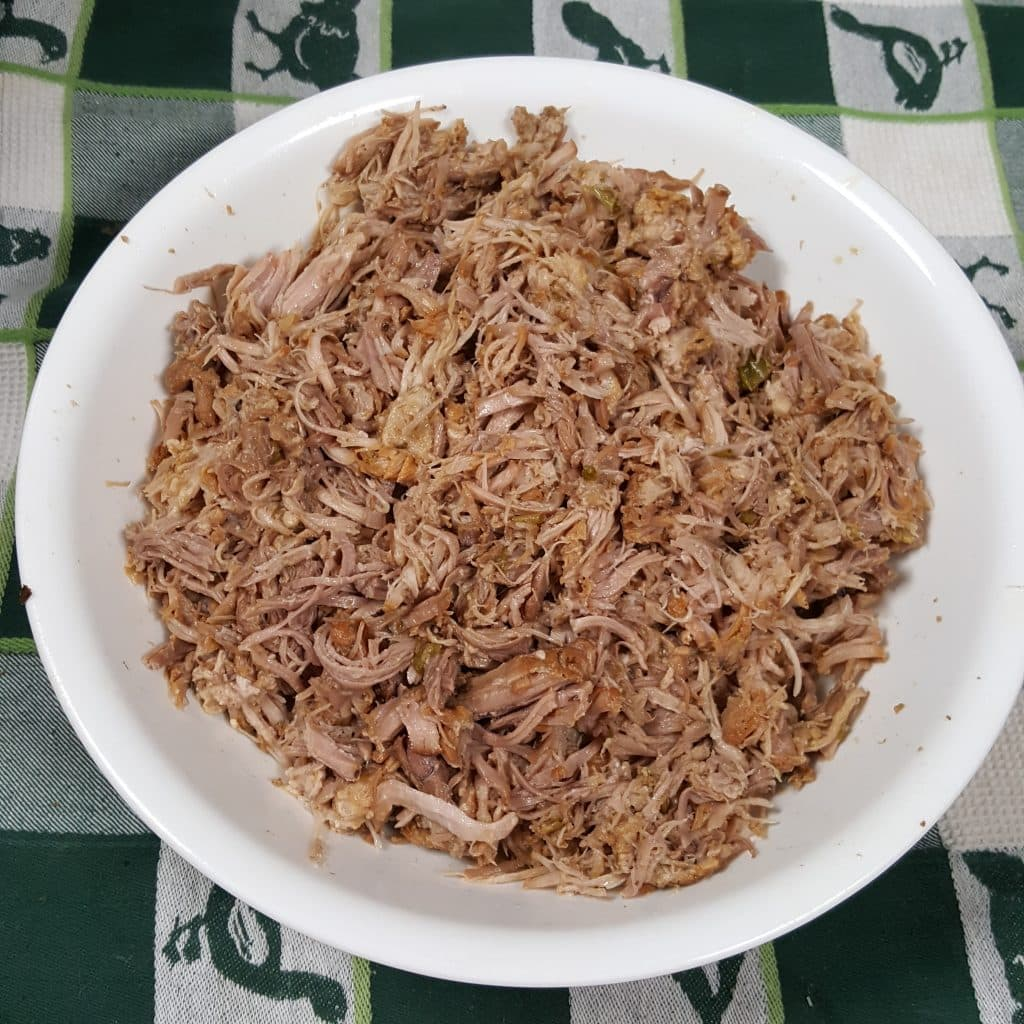 Use Two Forks to Shred the Pork