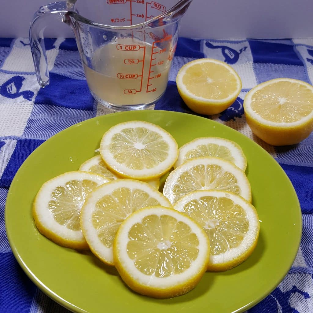 Slice One or More Lemons
