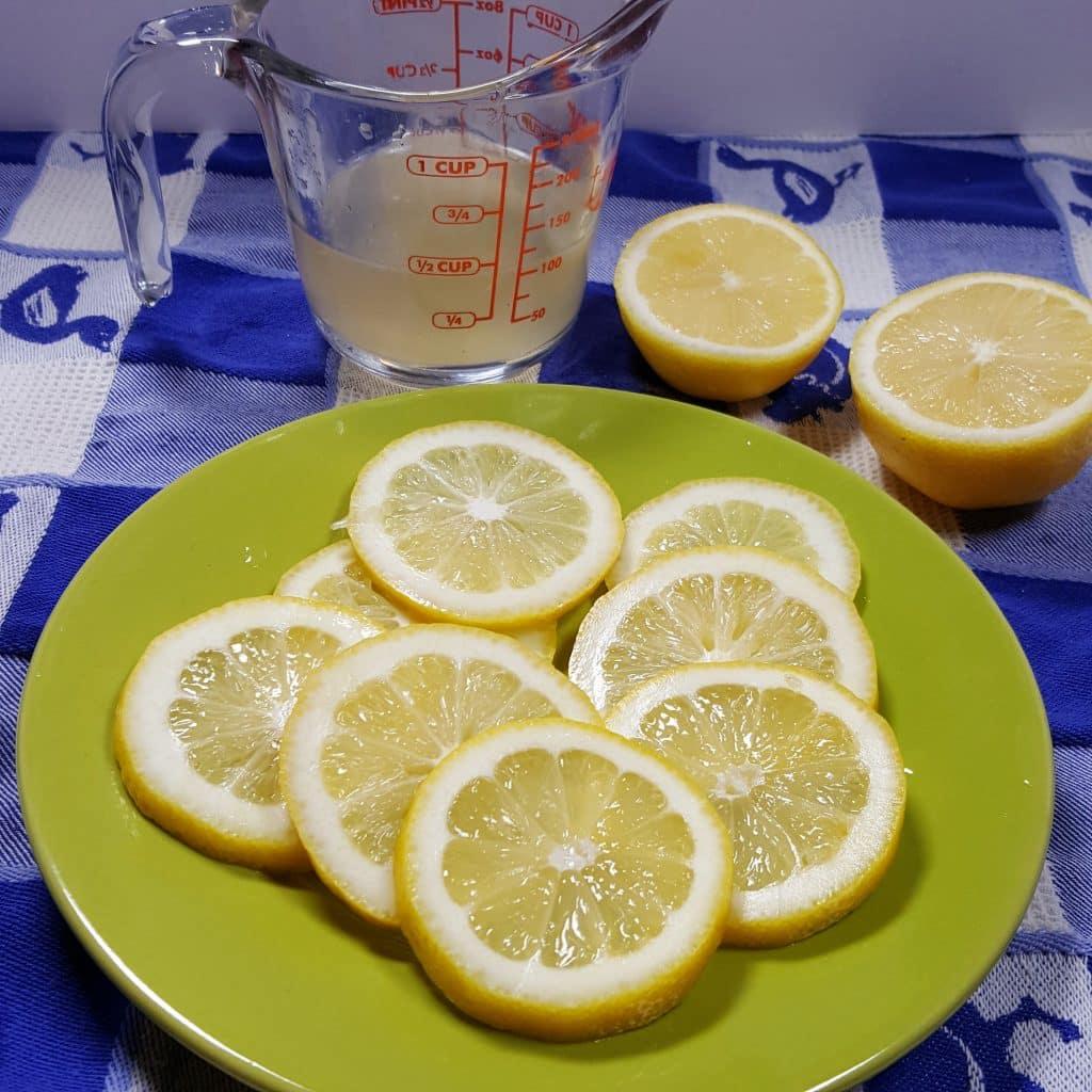 Slice One or More Lemons
