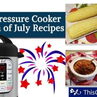Easy Pressure Cooker 4th of July Recipes