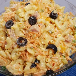 Pressure Cooker Best Macaroni Salad Recipe
