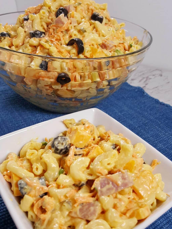 Instant Pot Macaroni Salad