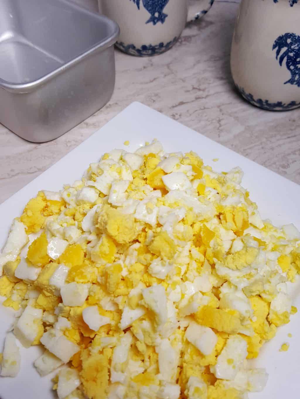 Instant Pot Egg Loaf [Pressure Cooker]