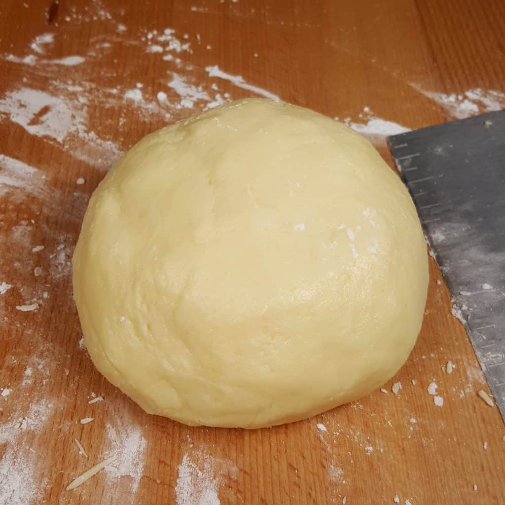 Form the Dough into a Ball