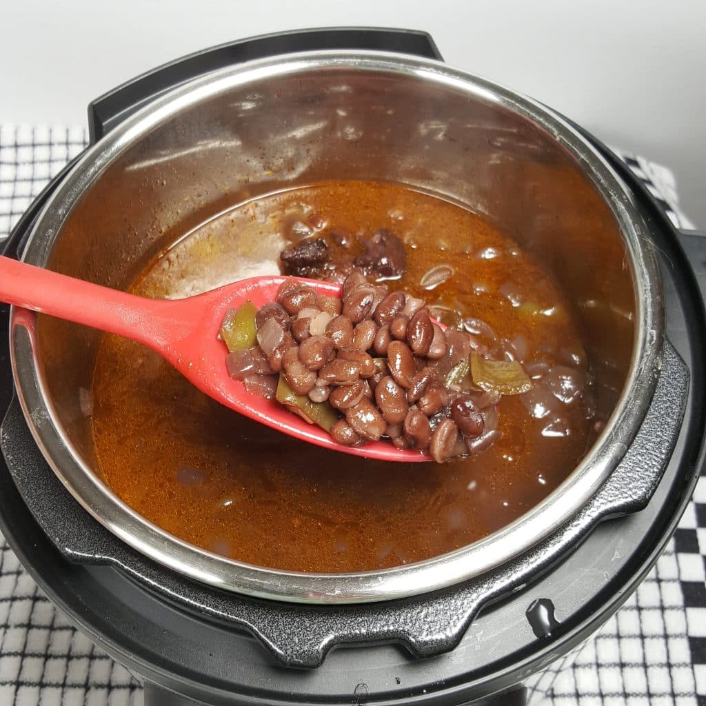 The Beans will Continue to Absorb Liquid