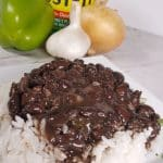 Instant Pot Cuban Black Beans