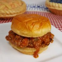 Instant Pot / Pressure Cooker Sloppy Joe