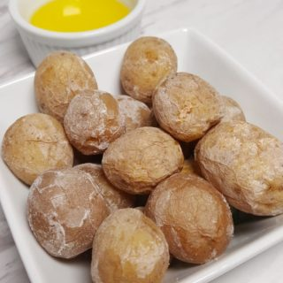 Pressure Cooker Syracuse Salt Potatoes from New York