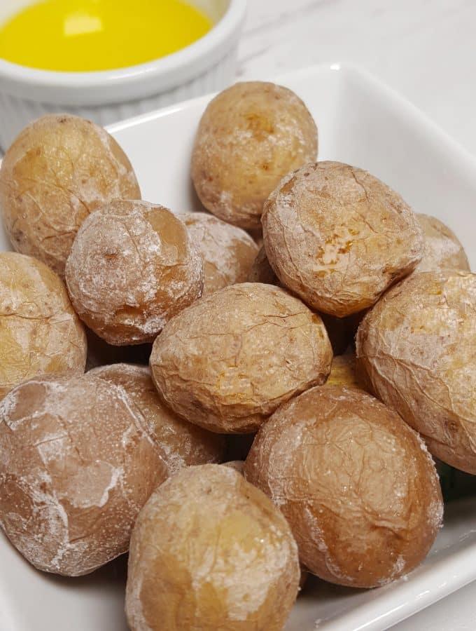 Instant Pot Pressure Cooker Syracuse Salt Potatoes