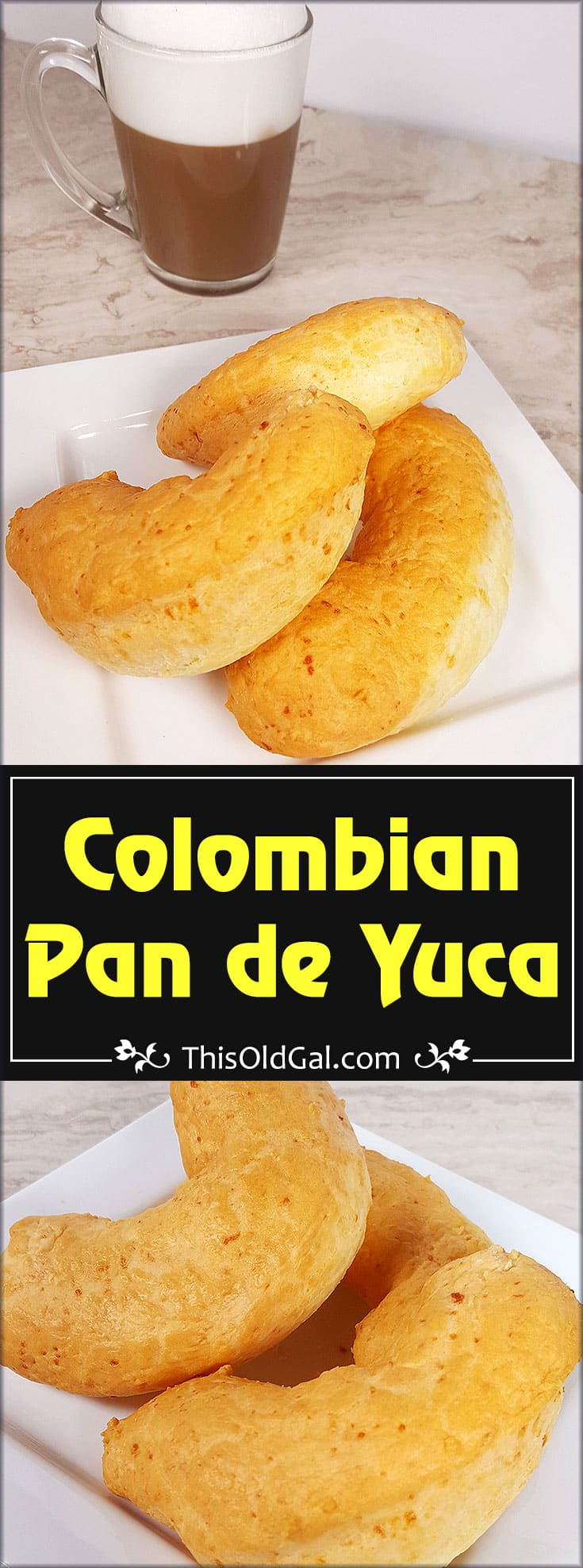 Air Fryer/Oven Pan de Yuca