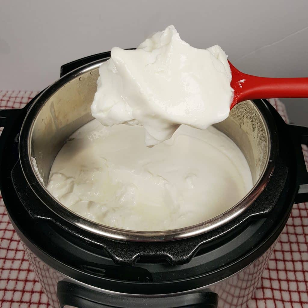 Thick Instant Pot No Boil Yogurt