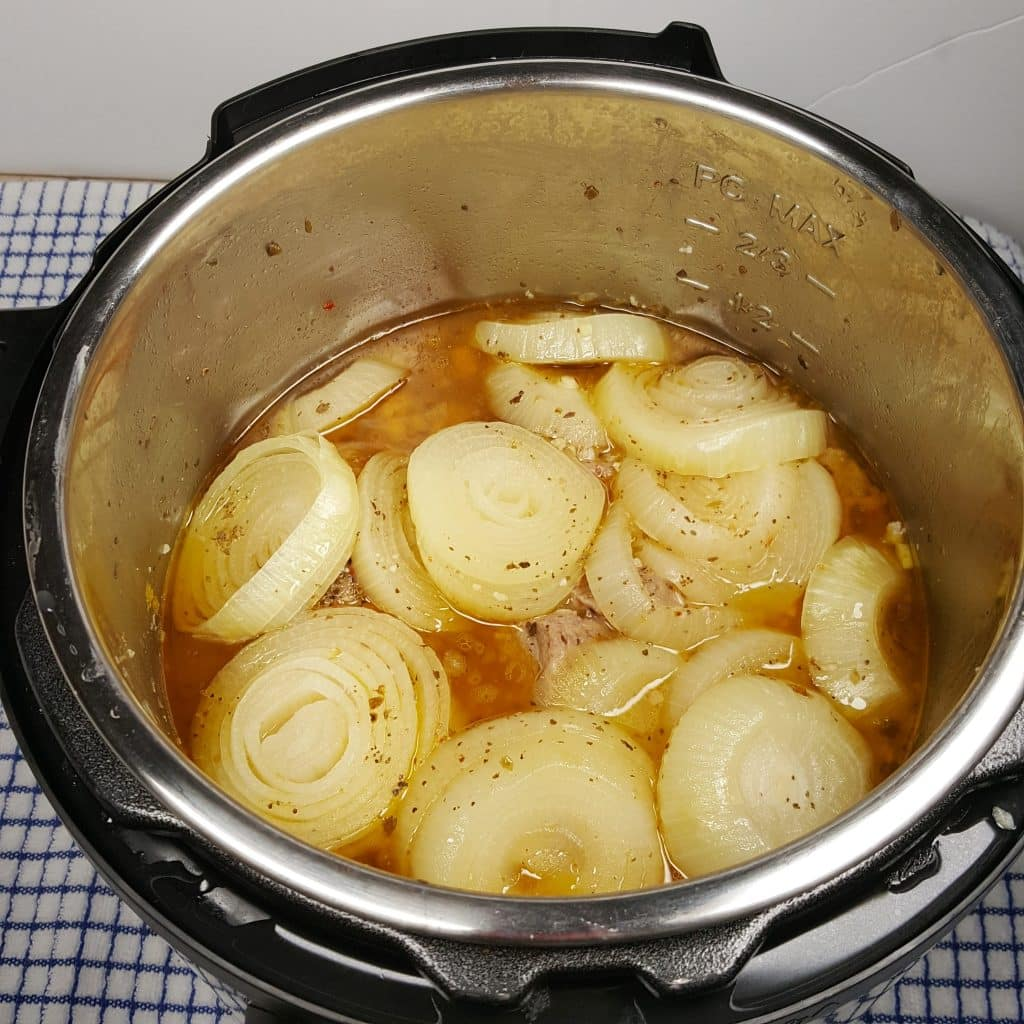 Happy Onions - they kept their Integrity!