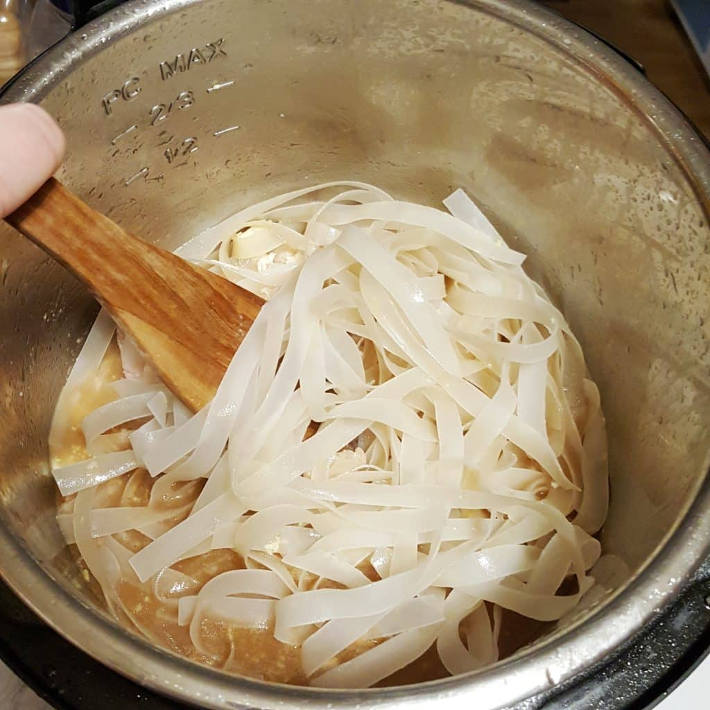 Noodles will bend right into the Sauce