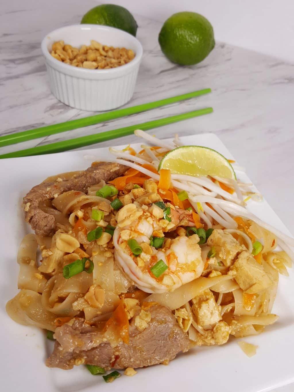Pressure Cooker Pad Thai