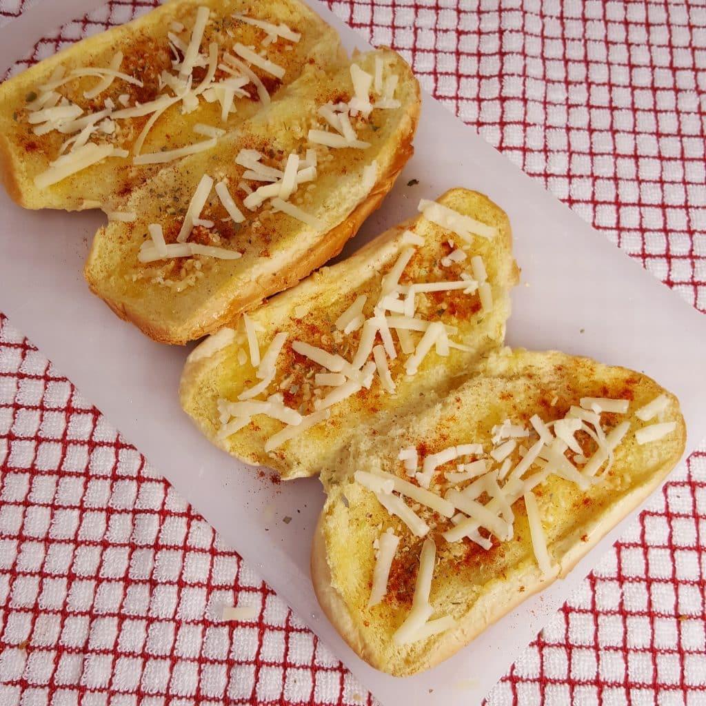 Garlic Bread, Ready to Air Fry
