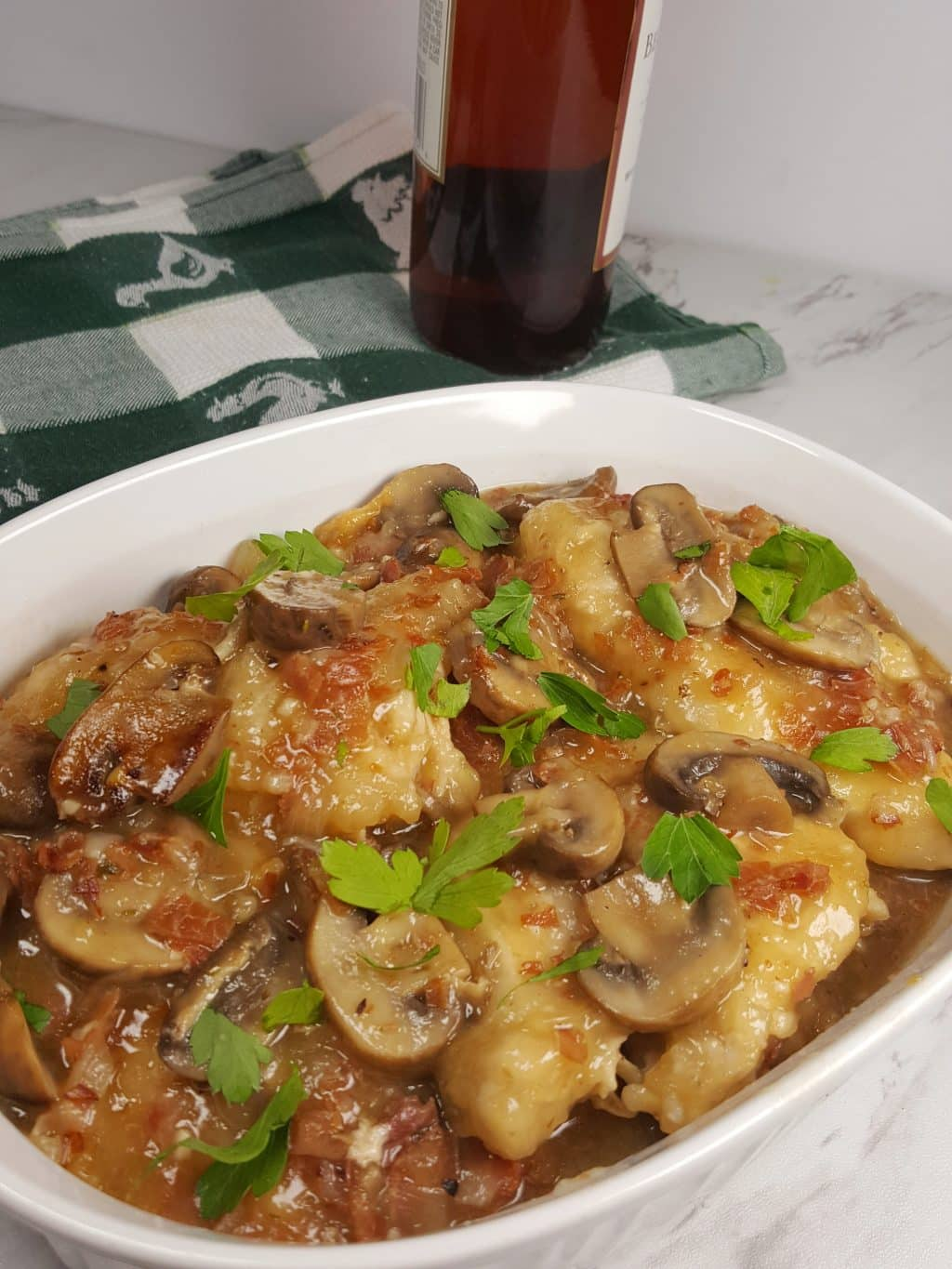 Instant Pot Italian Chicken Marsala