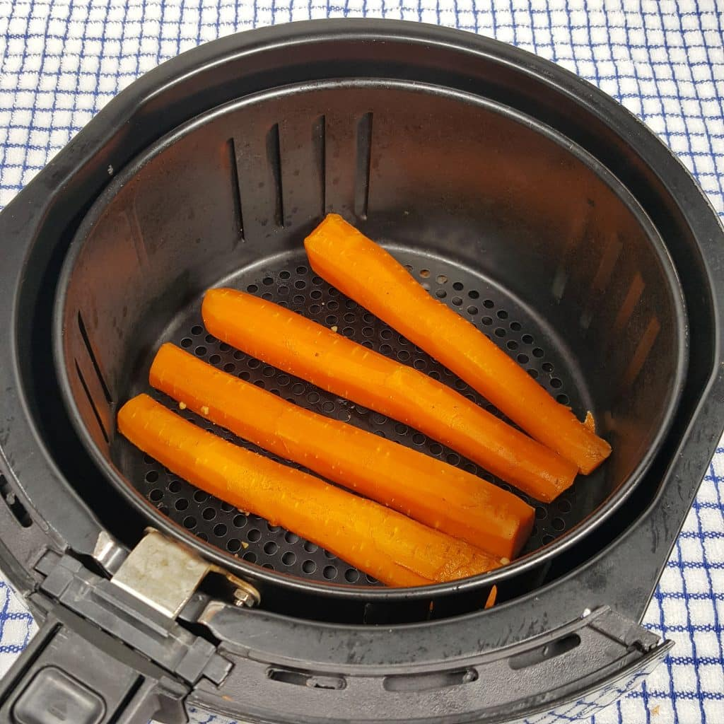 Air Fry or Grill the Hot Dogs!