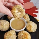 Air Fryer Thanksgiving Turkey Croquettes